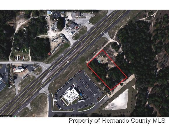 0 Commercial Way, Spring Hill, FL 34606 (MLS #2191084) :: The Hardy Team - RE/MAX Marketing Specialists