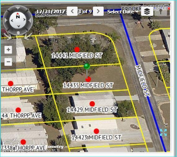 00 Midfield Street, Brooksville, FL 34613 (MLS #2191585) :: The Hardy Team - RE/MAX Marketing Specialists