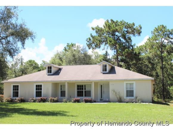 11096 Maybird Avenue, Weeki Wachee, FL 34613 (MLS #2191600) :: The Hardy Team - RE/MAX Marketing Specialists