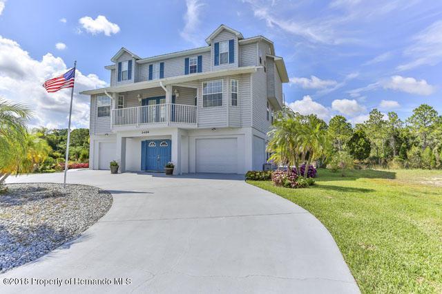 3400 Palometa Drive, Hernando Beach, FL 34607 (MLS #2191745) :: The Hardy Team - RE/MAX Marketing Specialists