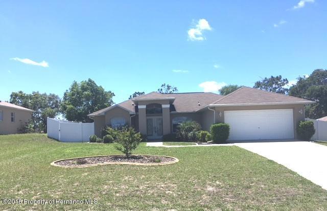12118 Killian Street, Spring Hill, FL 34608 (MLS #2191794) :: The Hardy Team - RE/MAX Marketing Specialists