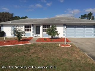 1517 Deborah Drive, Spring Hill, FL 34609 (MLS #2191849) :: The Hardy Team - RE/MAX Marketing Specialists