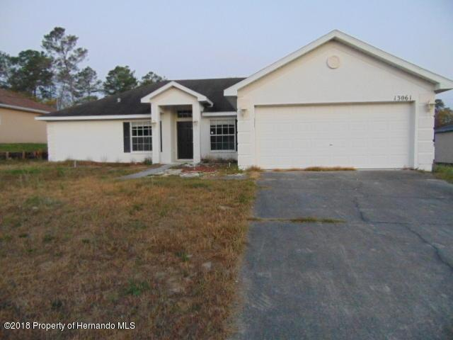 13061 Hanley Drive, Spring Hill, FL 34609 (MLS #2191958) :: The Hardy Team - RE/MAX Marketing Specialists
