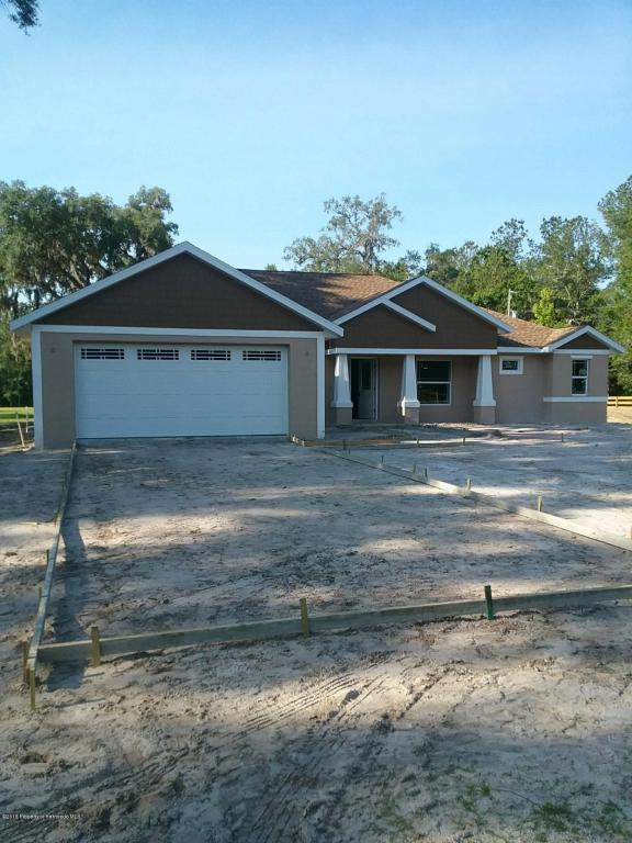 3025 Crum Road, Brooksville, FL 34604 (MLS #2192440) :: The Hardy Team - RE/MAX Marketing Specialists