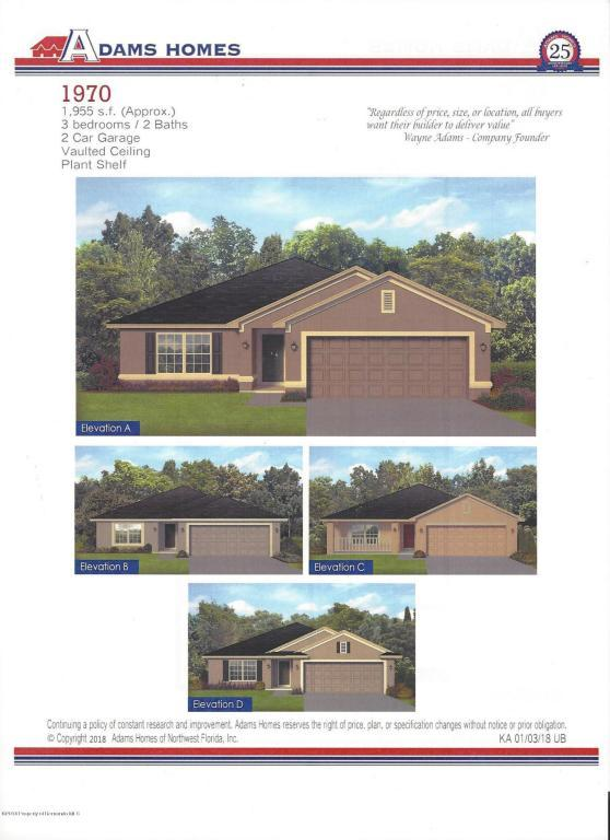 7143 Wirevine Drive, Brooksville, FL 34602 (MLS #2192505) :: The Hardy Team - RE/MAX Marketing Specialists