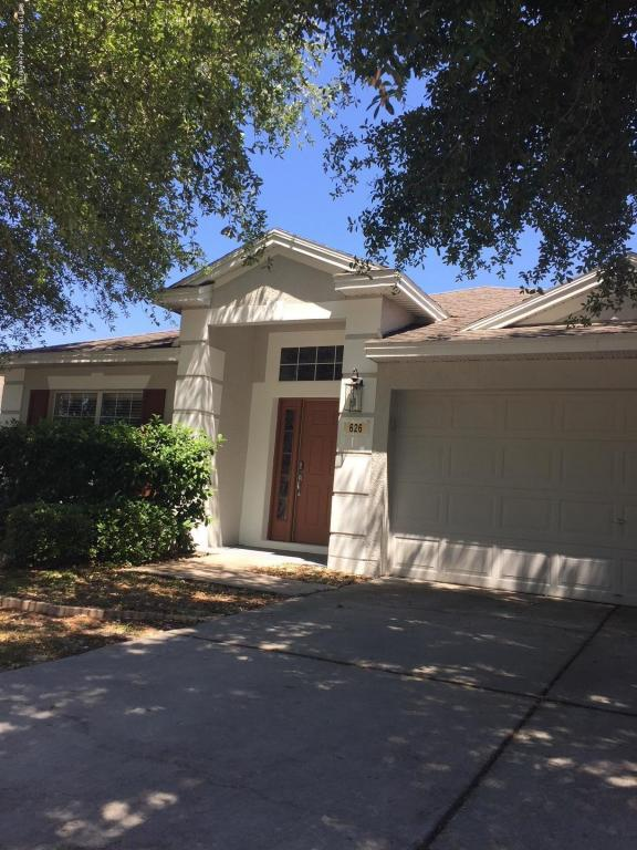 626 Painted Leaf Drive, Brooksville, FL 34604 (MLS #2192615) :: The Hardy Team - RE/MAX Marketing Specialists