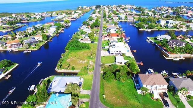 0 Flexer Drive, Hernando Beach, FL 34607 (MLS #2193094) :: The Hardy Team - RE/MAX Marketing Specialists