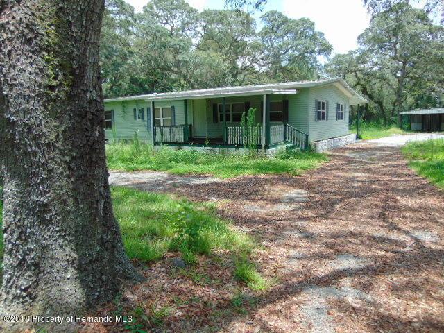 108 Kostka Drive, Brooksville, FL 34604 (MLS #2193287) :: The Hardy Team - RE/MAX Marketing Specialists