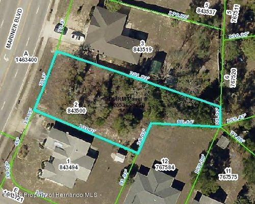 LOT 2 Mariner Boulevard, Spring Hill, FL 34609 (MLS #2193344) :: The Hardy Team - RE/MAX Marketing Specialists