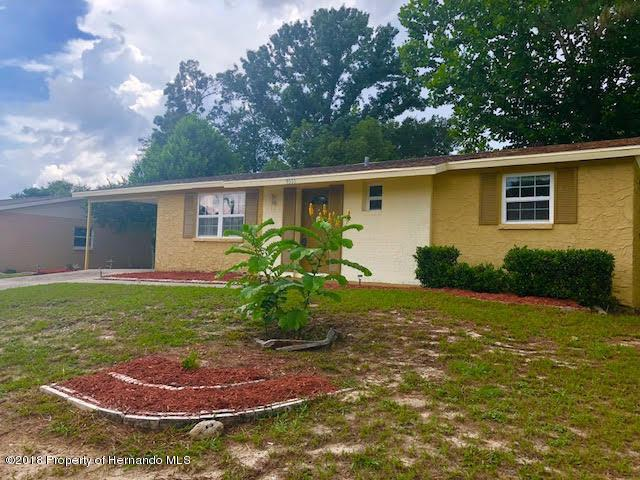 9555 River Road, Spring Hill, FL 34608 (MLS #2193749) :: The Hardy Team - RE/MAX Marketing Specialists