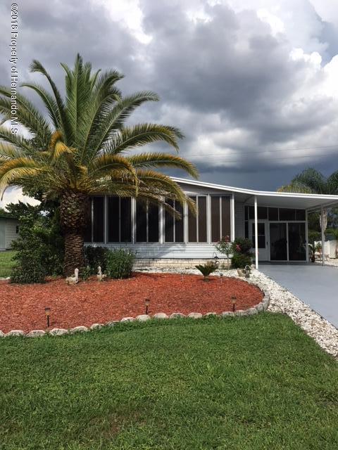 15312 Brookridge Boulevard, Brooksville, FL 34613 (MLS #2193816) :: The Hardy Team - RE/MAX Marketing Specialists