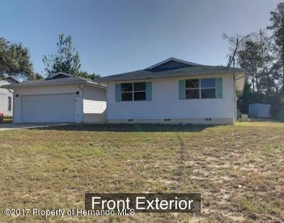 6024 Moongate Road, Spring Hill, FL 34606 (MLS #2194049) :: The Hardy Team - RE/MAX Marketing Specialists