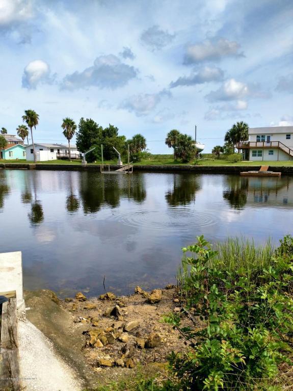 0 Minnow Creek Drive, Hernando Beach, FL 34607 (MLS #2194419) :: The Hardy Team - RE/MAX Marketing Specialists