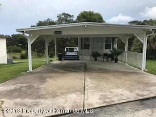 9482 Gray Fox Drive, Weeki Wachee, FL 34613 (MLS #2194693) :: The Hardy Team - RE/MAX Marketing Specialists