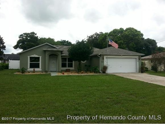 3864 Lema Drive, Spring Hill, FL 34609 (MLS #2195057) :: The Hardy Team - RE/MAX Marketing Specialists