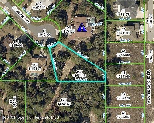 0 Florian Way, Spring Hill, FL 34609 (MLS #2196129) :: The Hardy Team - RE/MAX Marketing Specialists