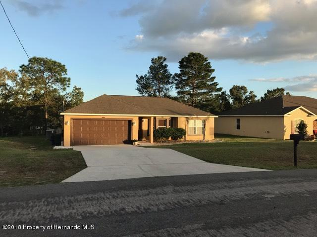 4416 Dior Road, Spring Hill, FL 34609 (MLS #2196290) :: The Hardy Team - RE/MAX Marketing Specialists