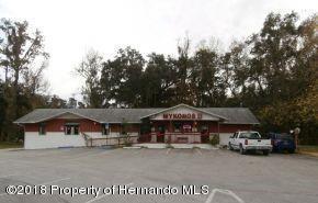 1740 E Jefferson Street, Brooksville, FL 34601 (MLS #2196692) :: The Hardy Team - RE/MAX Marketing Specialists