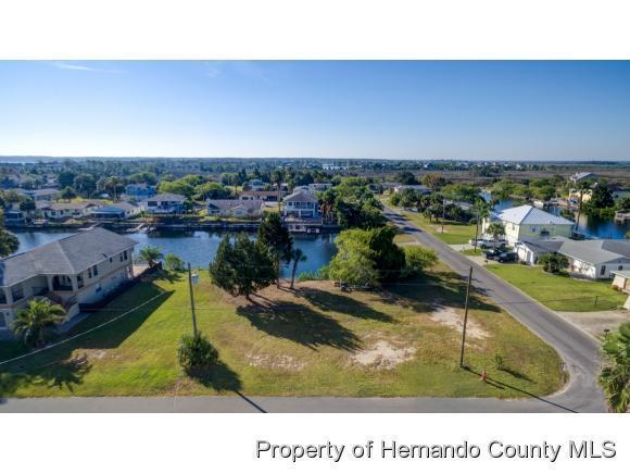 LOT 37 Casa Court, Hernando Beach, FL 34607 (MLS #2196806) :: The Hardy Team - RE/MAX Marketing Specialists
