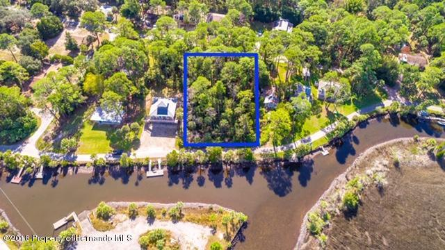 0 Driftwood Drive, Bayport, FL 34607 (MLS #2196863) :: The Hardy Team - RE/MAX Marketing Specialists