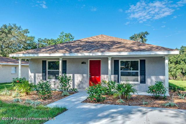 4349 Pocahontas Drive, Ridge Manor, FL 33523 (MLS #2197467) :: The Hardy Team - RE/MAX Marketing Specialists