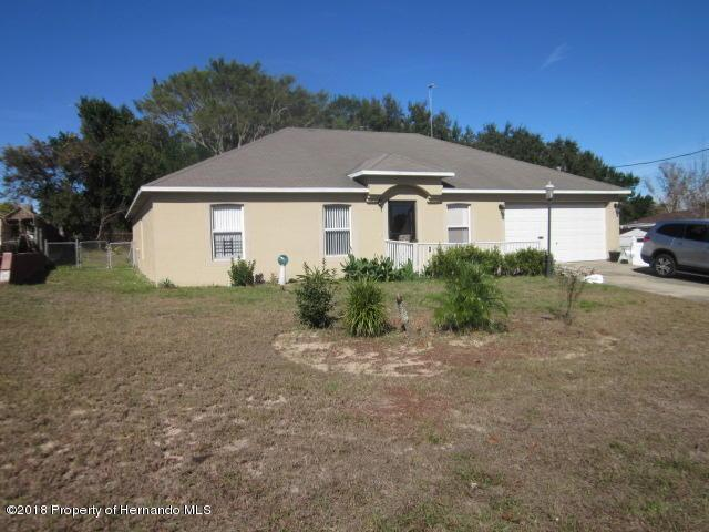 10193 Carrin Road, Spring Hill, FL 34608 (MLS #2197573) :: The Hardy Team - RE/MAX Marketing Specialists