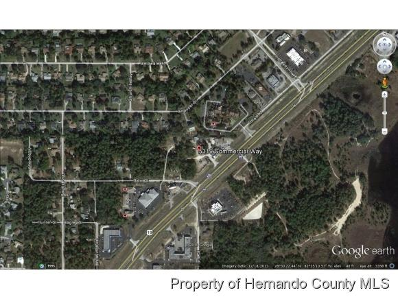 5319 Commercial Way, Spring Hill, FL 34606 (MLS #2197852) :: The Hardy Team - RE/MAX Marketing Specialists