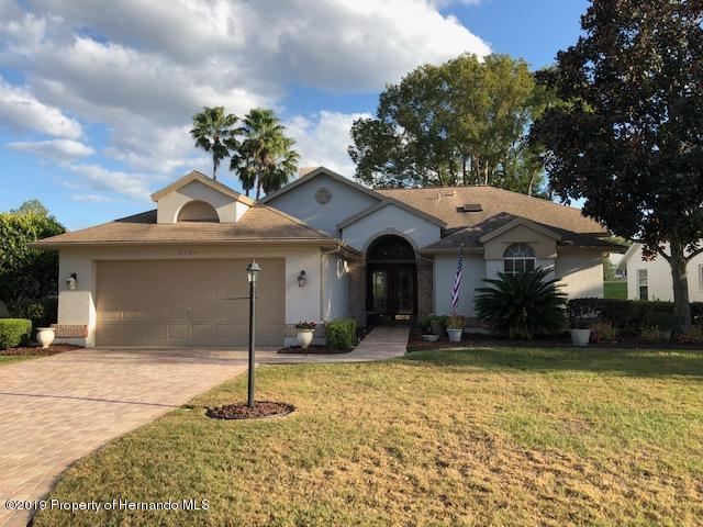 8164 Laurel Green Drive, Spring Hill, FL 34606 (MLS #2198293) :: The Hardy Team - RE/MAX Marketing Specialists