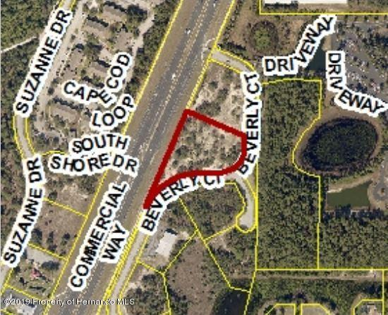 0 Beverly Court Lot 2, Spring Hill, FL 34606 (MLS #2198822) :: The Hardy Team - RE/MAX Marketing Specialists