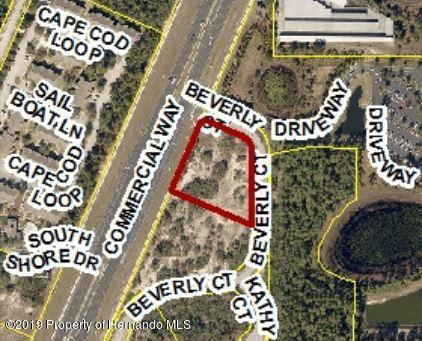0 Beverly Court Lot 3, Spring Hill, FL 34606 (MLS #2198825) :: The Hardy Team - RE/MAX Marketing Specialists