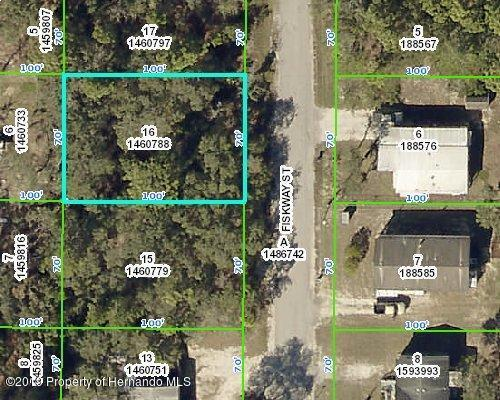 00 Fiskway, Spring Hill, FL 34606 (MLS #2199038) :: The Hardy Team - RE/MAX Marketing Specialists