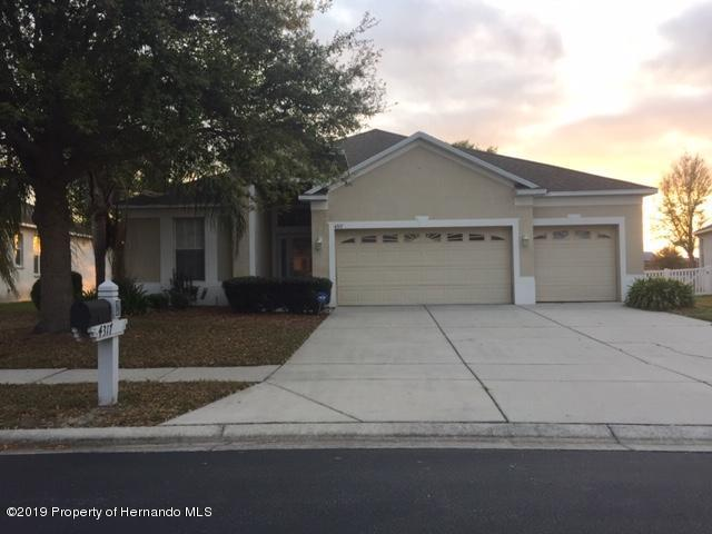 4317 Canongate Court, Spring Hill, FL 34609 (MLS #2199551) :: The Hardy Team - RE/MAX Marketing Specialists