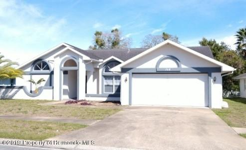 1481 Overland Drive, Spring Hill, FL 34608 (MLS #2199630) :: The Hardy Team - RE/MAX Marketing Specialists