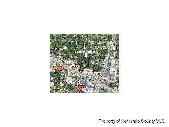 1175 S Broad Street, Brooksville, FL 34601 (MLS #2199912) :: The Hardy Team - RE/MAX Marketing Specialists