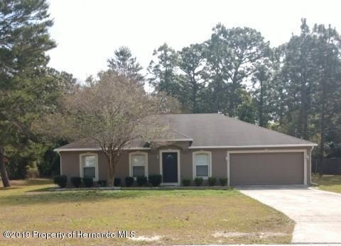 5386 Elwood Road, Spring Hill, FL 34608 (MLS #2200107) :: The Hardy Team - RE/MAX Marketing Specialists