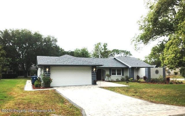 7711 St Andrews Boulevard, Weeki Wachee, FL 34613 (MLS #2200130) :: The Hardy Team - RE/MAX Marketing Specialists