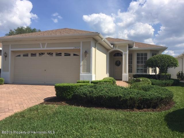 14472 Middle Fairway Drive, Spring Hill, FL 34609 (MLS #2200410) :: The Hardy Team - RE/MAX Marketing Specialists