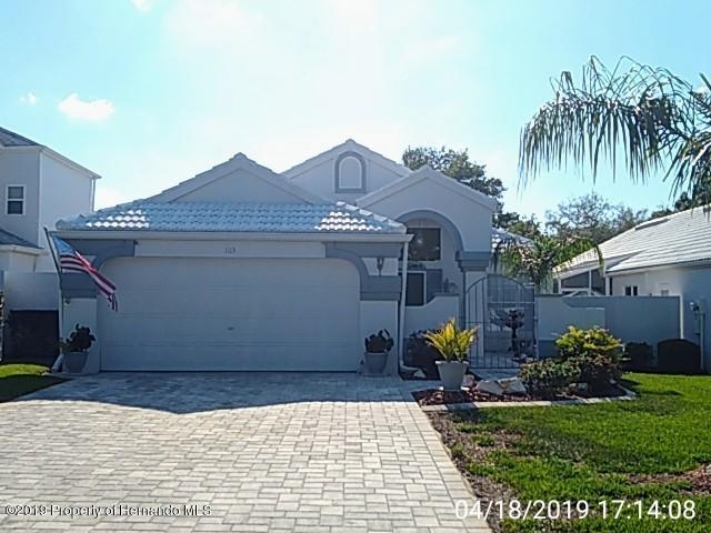 1113 El Portico Lane, Spring Hill, FL 34608 (MLS #2200585) :: The Hardy Team - RE/MAX Marketing Specialists