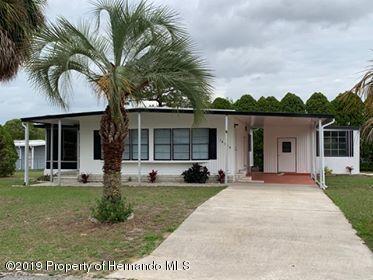 14349 Midfield Street, Brooksville, FL 34613 (MLS #2200586) :: The Hardy Team - RE/MAX Marketing Specialists