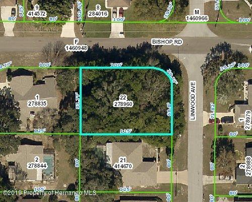 lot 22 Linwood Avenue #8, Spring Hill, FL 34608 (MLS #2201466) :: The Hardy Team - RE/MAX Marketing Specialists
