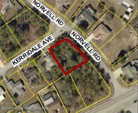 0 Kerridale Avenue Lot 14, Spring Hill, FL 34608 (MLS #2201479) :: The Hardy Team - RE/MAX Marketing Specialists