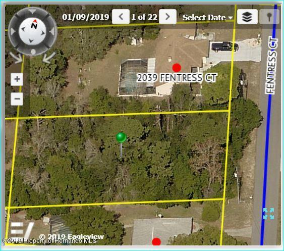 2027 Fentress Court, Spring Hill, FL 34609 (MLS #2201855) :: The Hardy Team - RE/MAX Marketing Specialists