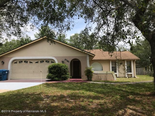 8161 Omaha Circle, Spring Hill, FL 34606 (MLS #2202354) :: The Hardy Team - RE/MAX Marketing Specialists