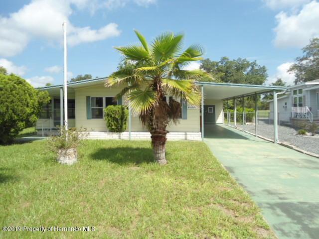 8395 Weatherford Avenue, Brooksville, FL 34613 (MLS #2202567) :: Team 54
