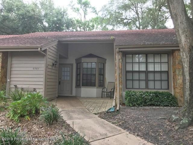 6387 Nature Preserve Lane, Spring Hill, FL 34606 (MLS #2202963) :: The Hardy Team - RE/MAX Marketing Specialists