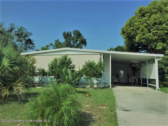 14433 Rialto Avenue, Brooksville, FL 34613 (MLS #2203989) :: The Hardy Team - RE/MAX Marketing Specialists