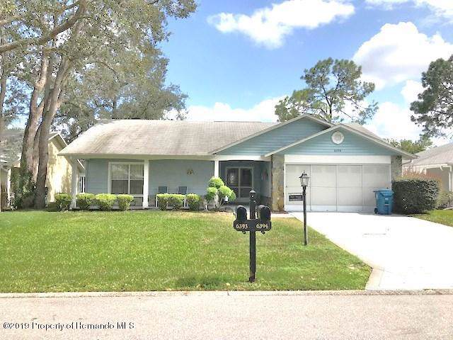 6394 Lost Tree Lane, Spring Hill, FL 34606 (MLS #2204119) :: The Hardy Team - RE/MAX Marketing Specialists