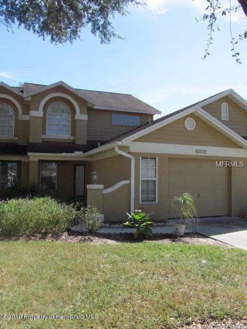 16742 Caracara Court, Spring Hill(Pasco), FL 34610 (MLS #2205036) :: The Hardy Team - RE/MAX Marketing Specialists