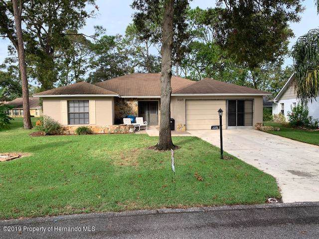2183 Wingfoot Court, Spring Hill, FL 34606 (MLS #2205226) :: Premier Home Experts