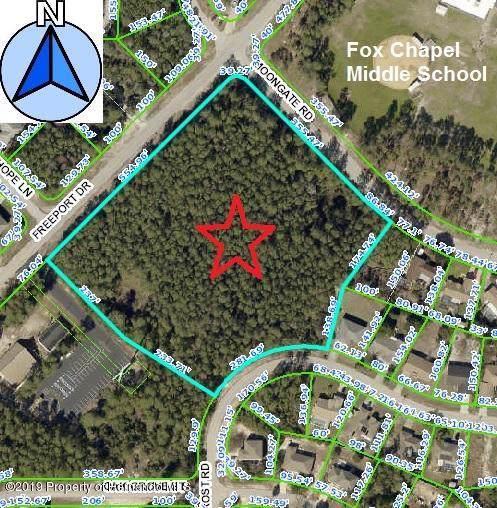 0 Freeport Drive, Spring Hill, FL 34606 (MLS #2205270) :: Premier Home Experts